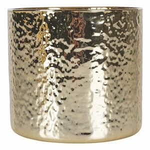 Sada 6 skleniček ve zlaté barvě Villa d'Este Acqua,250ml