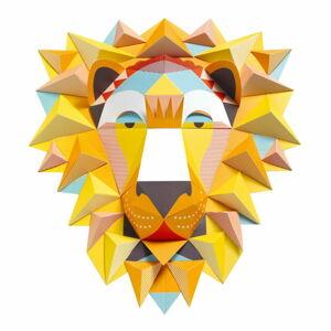 3D dekorace Djeco Lev