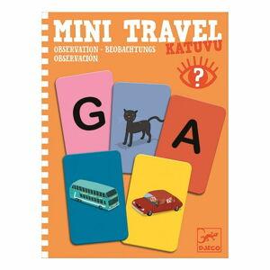 Mini cestovní hra Všímáš si věcí Djeco