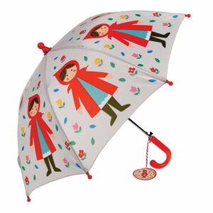 Dětský deštník s motivem Červené Karkulky Rex London Red Riding Hood