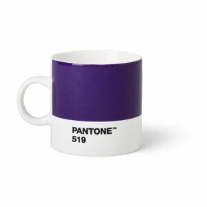 Fialový hrnek Pantone Espresso, 120 ml