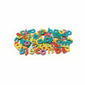 Dřevěná magnetická abeceda Djeco