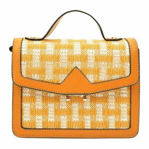 Žlutá kabelka Anna Luchini