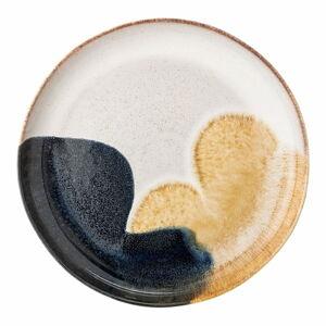 Servírovací talíř z kameniny Bloomingville Jules,ø35cm