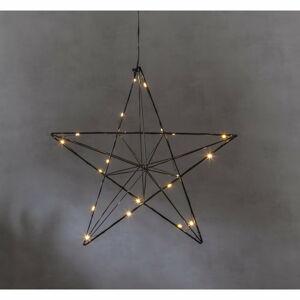 Vánoční závěsná světelná LED dekorace Star Trading Line