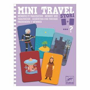 Mini cestovní hra Příběhy Djeco