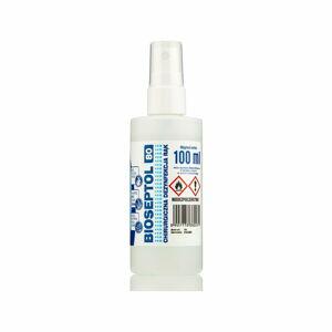 Antibakteriální dezinfekční sprej Bioseptol 80, 100 ml