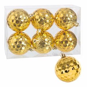 Sada 6 zlatých baněk Unimasa