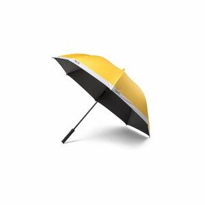 Žlutý holový deštník Pantone