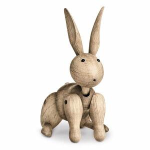Soška z masivního dubového dřeva Kay Bojesen Denmark Rabbit