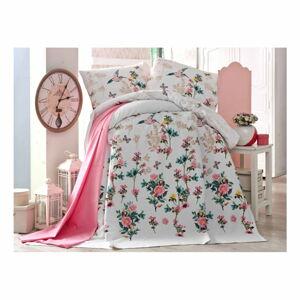 Lehký prošívaný přehoz přes postel Ramido Carima, 140 x 200 cm