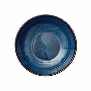 Modrá kameninová mísa na těstoviny Bitz Mensa,ø20,6cm