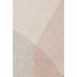 Růžový koberec Zuiver Dream,200x300cm