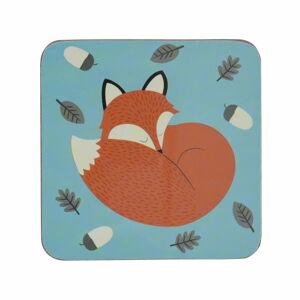 Dětský podtácek Rex London Rusty The Fox, 10,5x10,5cm