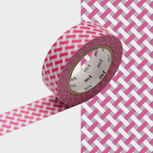 Washi páska MT Masking Tape Jeanne, návin10m