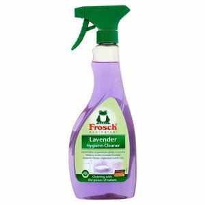 Hygienický čistič s vůní levandule Frosch, 500ml