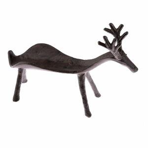 Litinový držák na lahev Dakls Deer