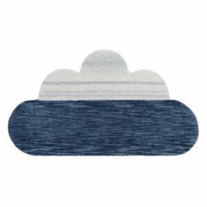 Dětský ručně vyrobený koberec Nattiot Blue,70x120cm