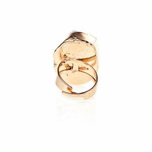 Dámský prsten ve zlaté barvě NOMA Martha
