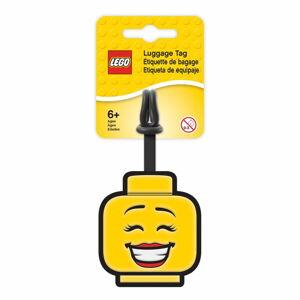 Jmenovka na zavazadlo LEGO® Girl