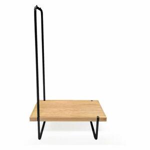Set lavice a věšáku s ocelovou konstrukcí Woodman Ben