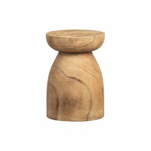Zahradní stolička ze dřeva paulownia WOOOD Bink