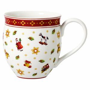 Porcelánový vánoční hrneček Toy's Delight Villeroy&Boch Joy, 0,3 l