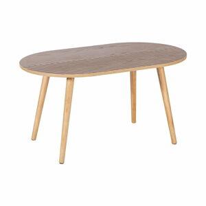 Oválný konferenční stolek Le Bonom Leo