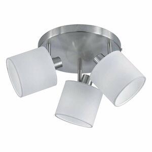 Bílé stropní svítidlo pro 3 žárovky Trio Spot Tommy