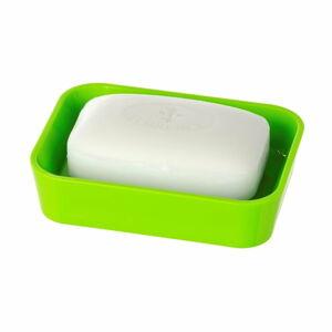 Zelená podložka pod mýdlo Wenko Candy