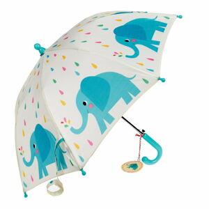 Dětský holový deštník Rex London Elvis The Elephant, ⌀67cm