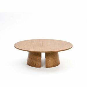 Konferenční stolek Teulat Cep, ø 110 cm