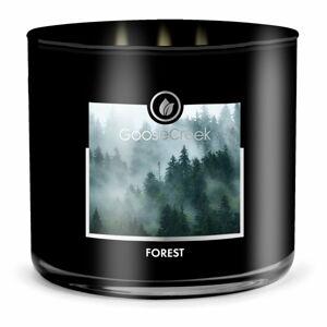 Pánská vonná svíčka v dóze Goose Creek Forest, 35 hodin hoření