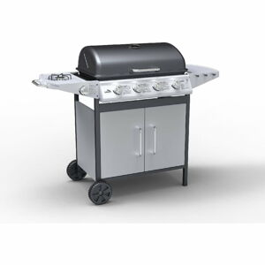 Pojízdný plynový zahradní grill Cattara Master Chef Flame Tamer