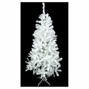 Bílý vánoční stromek Unimasa,výška180cm