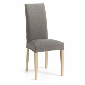 Šedá jídelní židle La Forma Freia