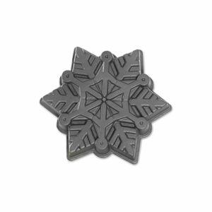 Forma na pečení ve stříbrné barvě Nordic Ware Snowflake, 1,4 l