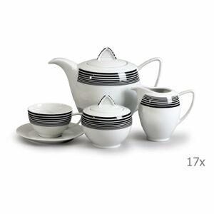 Porcelánová sada na čaj Thun Lea