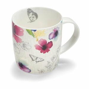 Hrneček z porcelánu Cooksmart ® Chatsworth Floral,350ml