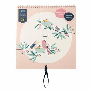 Závěsný plánovací kalendář Busy B Birds