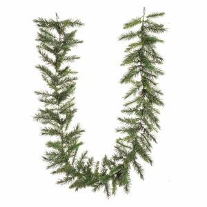 Vánoční girlanda v přírodním designu Unimasa Ramas,délka270cm