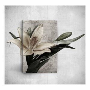 Nástěnný 3D obraz Mosticx Flower, 40 x 60 cm