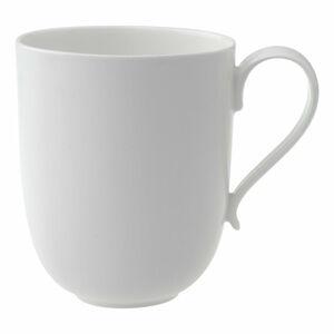 Bílý porcelánový hrnek Villeroy & Boch New Cottage, 480 ml