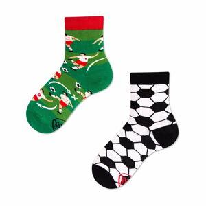 Dětské ponožky Many Mornings Football Fan,vel.23–26