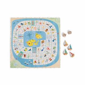 Dětská desková hra Moulin Roty Plavba za pokladem