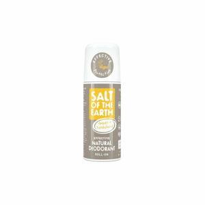 Deo roll-on Salt of the Earth Pure Aura Ambra Santal, 75 ml