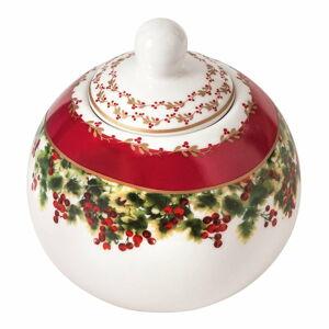 Porcelánová cukřenka Brandani Le Bacche, ⌀ 9 cm