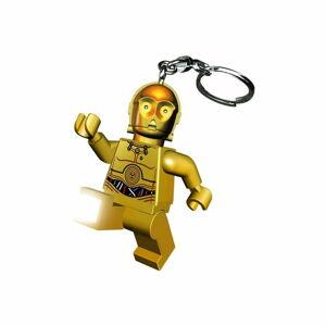 Svítící klíčenka LEGO® Star Wars C3PO