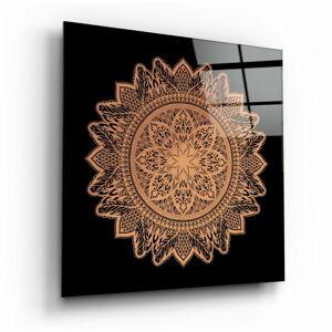 Skleněný obraz Insigne Nostalgic Lace Motif,60 x60cm
