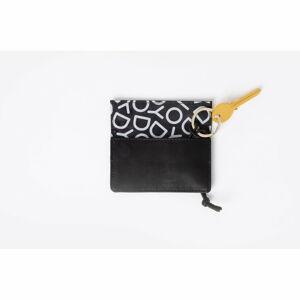 Pánská černá peněženka na klíče DOIY Honom
